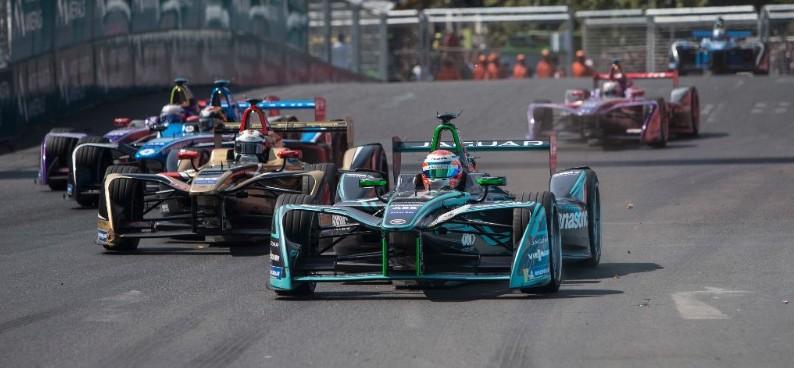 La escudería Panasonic Jaguar Racing está lista para el ABB Fórmula E CDMX