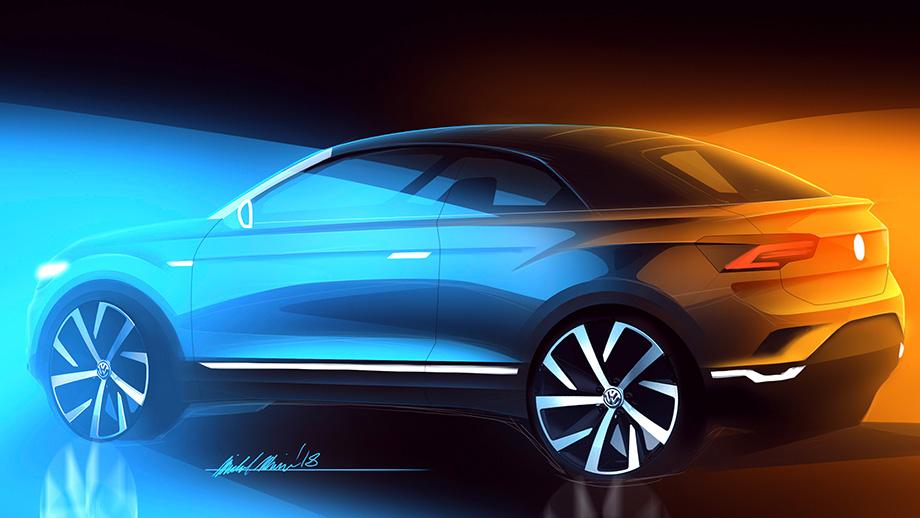 Volkswagen da luz verde para la producción de su nuevo convertible