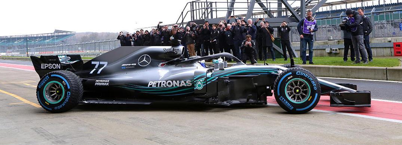 """""""La máquina más avanzada jamás concebida por Mercedes"""", el F1 W09 EQ Power +"""