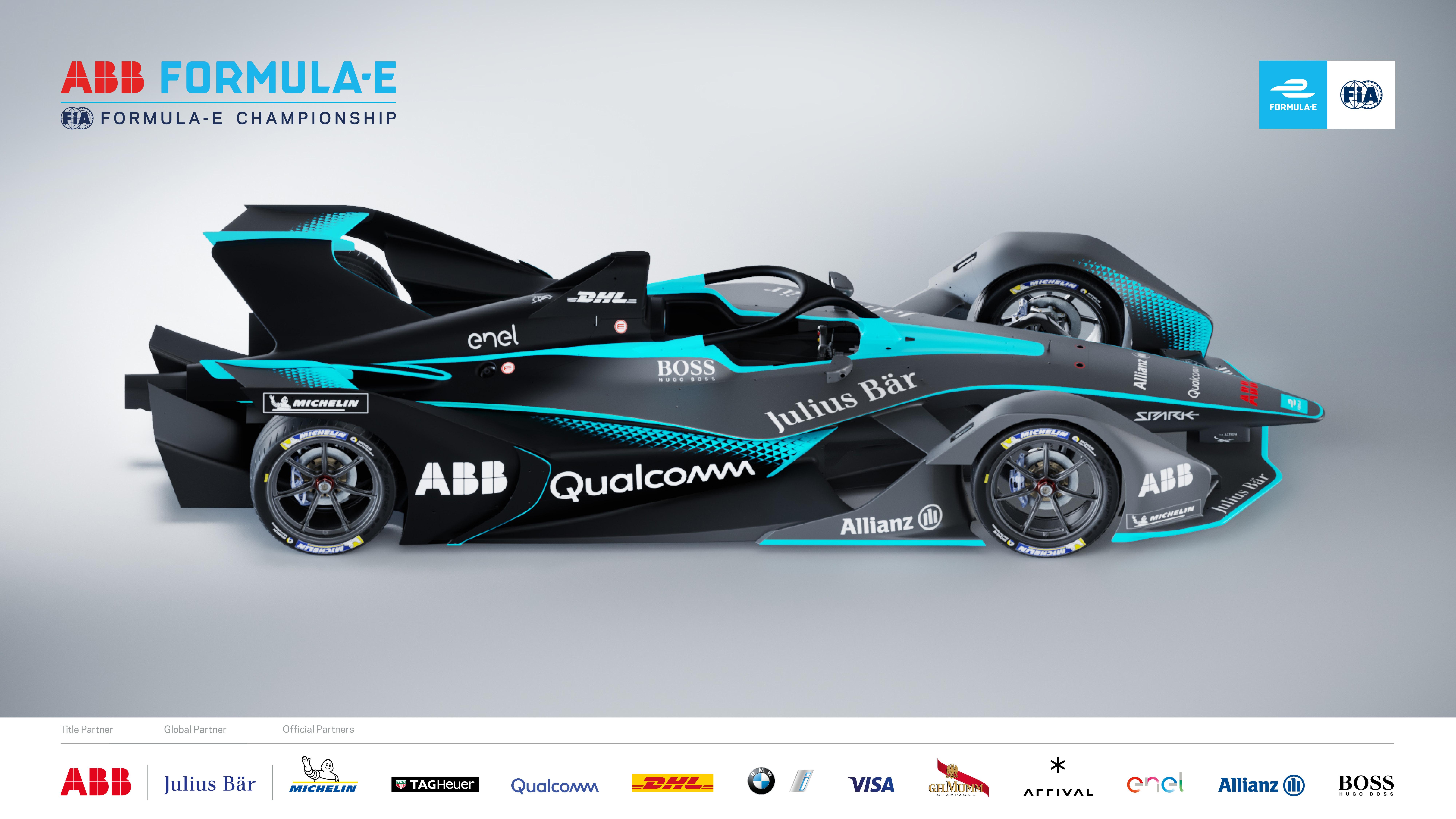 La FIA y la Formula E presentaron auto de alta tecnología para las siguientes temporadas
