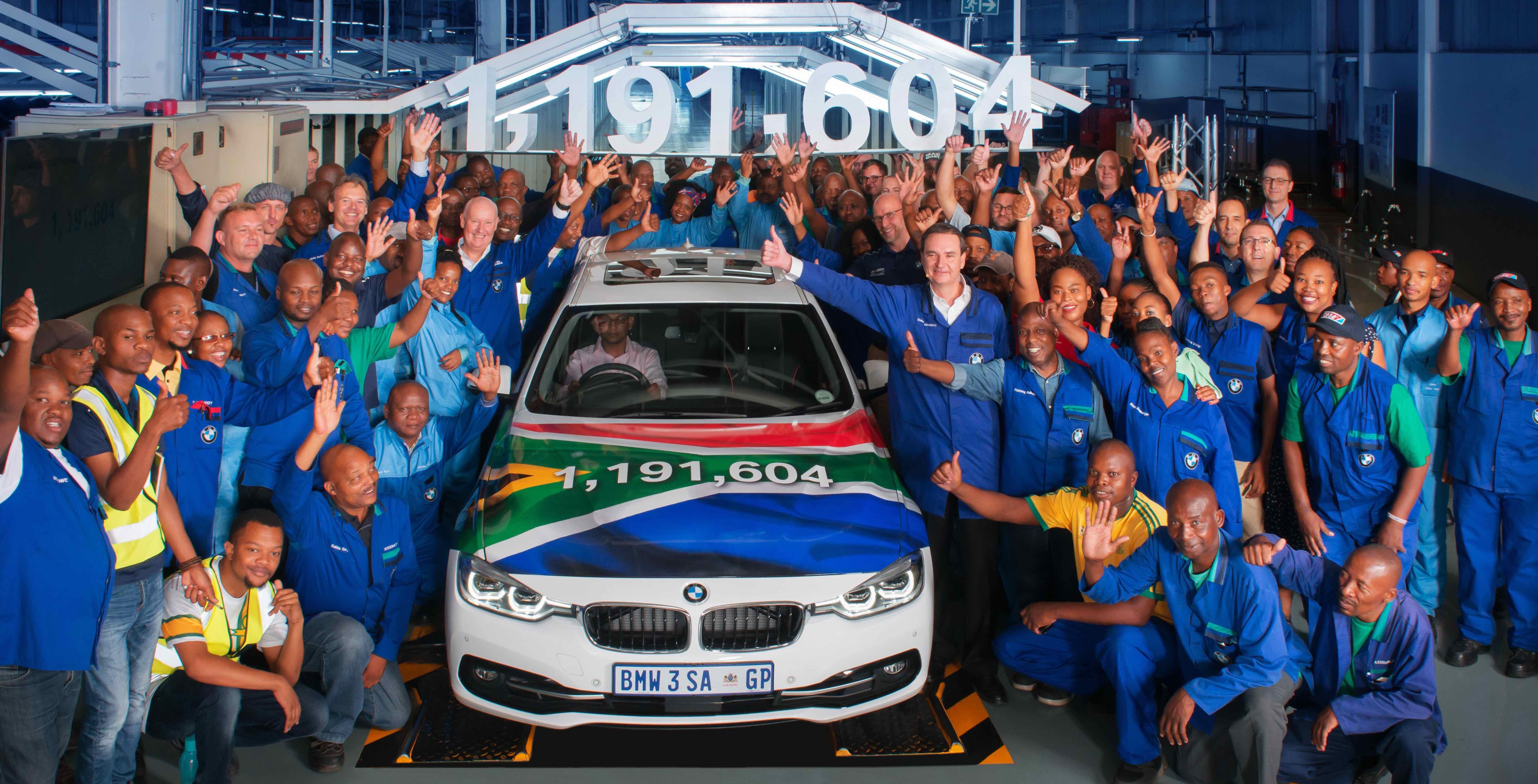 BMW hace un enroque en su producción, el Serie 3 pasa de Sudáfrica a México