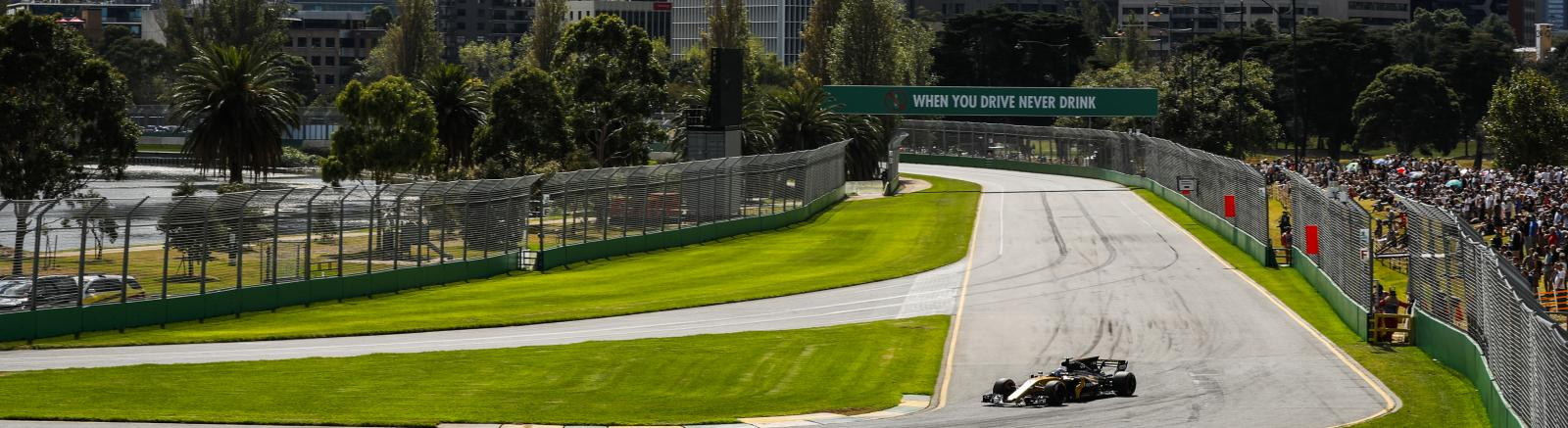 El Grand Prix de Australia de F1 según Brembo