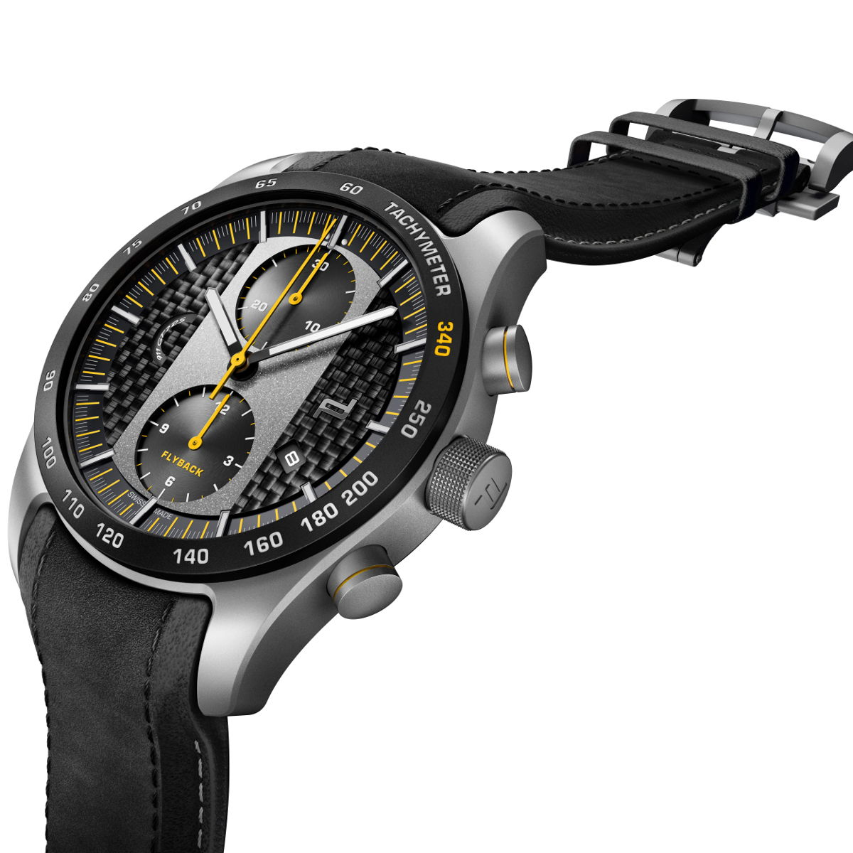 Porsche Design Chronograph 911 GT2 RS el reloj adecuado para el 911 GT2 RS