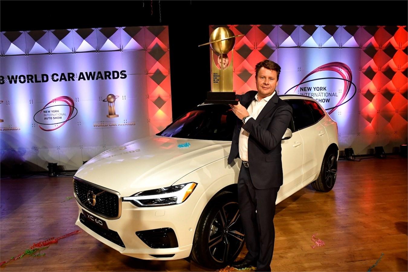Volvo XC60: El auto mundial del año