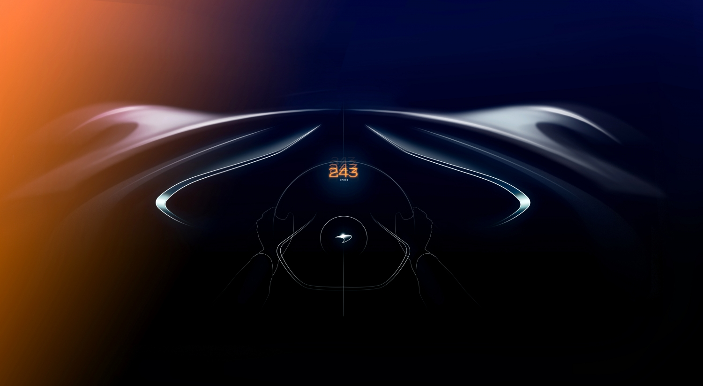"""McLaren está trabajando en su nuevo """"Hyper-GT"""", será capaz de superar los 391 km/h"""