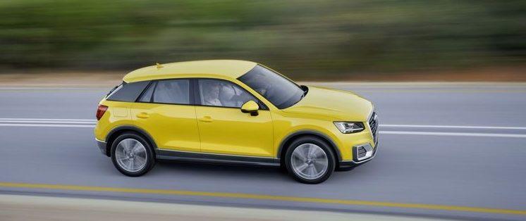Audi logró un crecimiento del 4.6% de sus ventas en el mundo