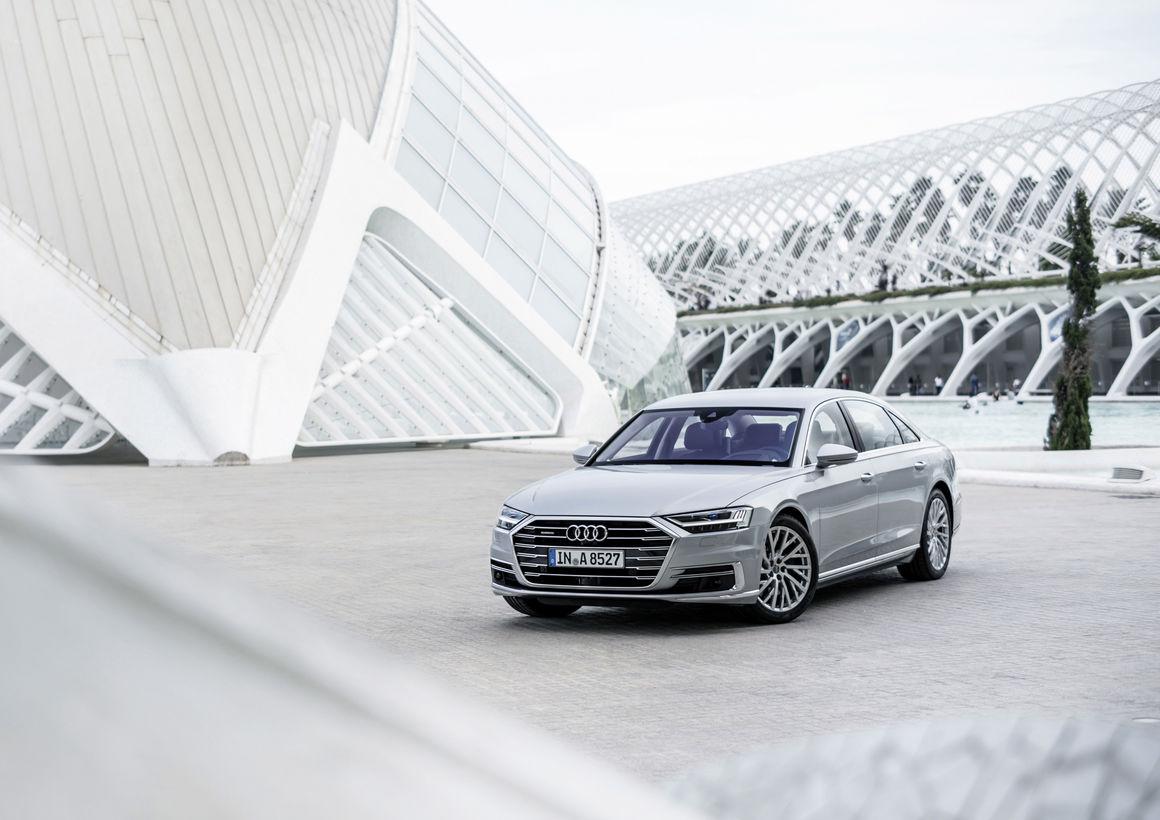 Audi A8, nombrado el Auto Mundial de Lujo 2018