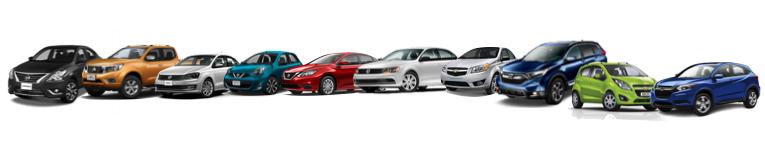 Top Ten de autos en México de febrero del 2018