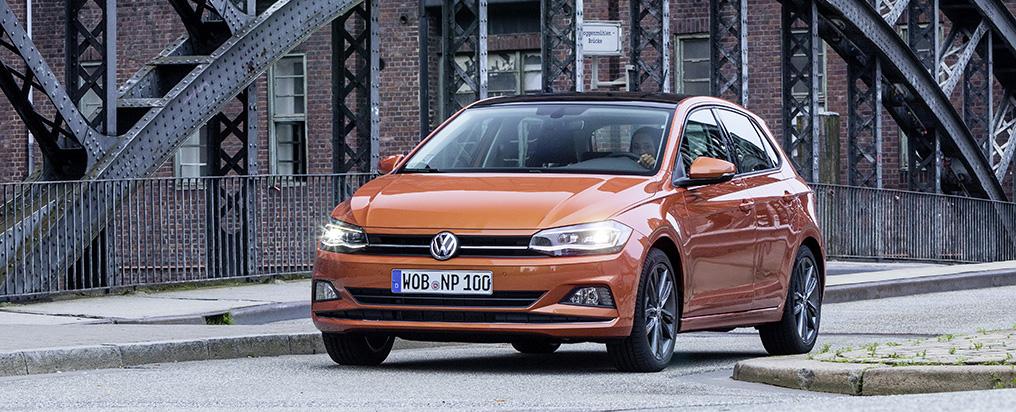 Volkswagen Polo, reconocido como el Auto Citadino Mundial 2018