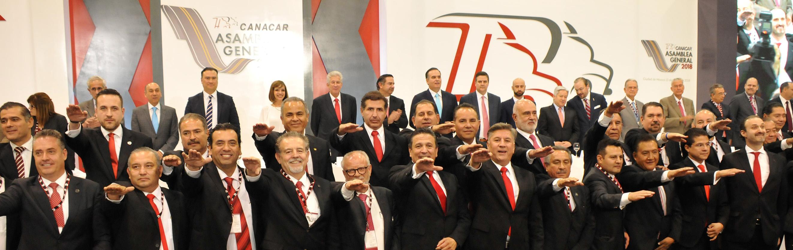 La CANACAR tiene nuevo presidente, Enrique Armando González Muñoz