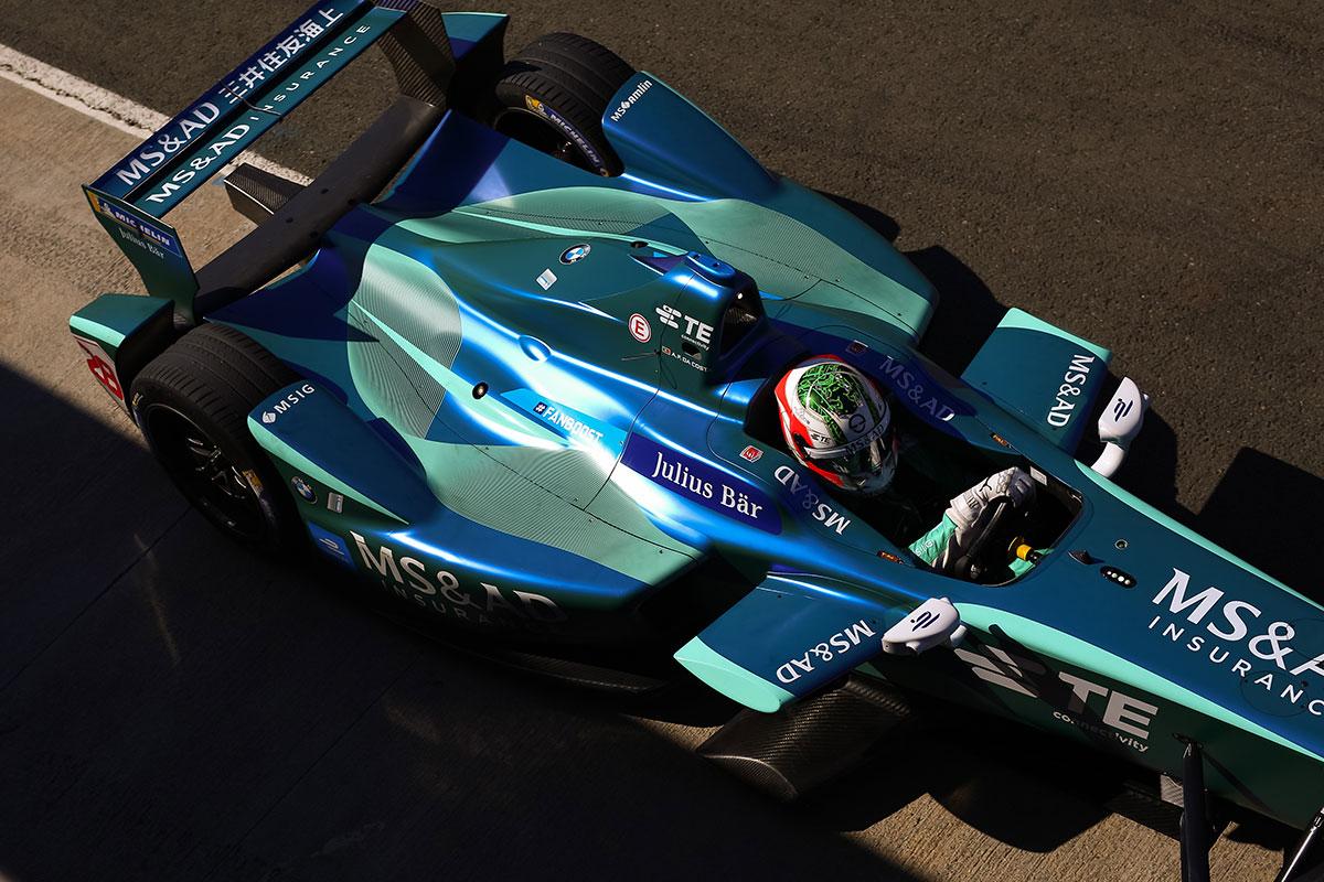 El equipoMS & AD Andretti FE se reporta listo para el ePrix CDMX