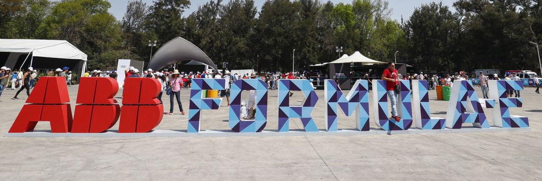 ABB FIA Formula E donó 1.2 millones de pesos para la Reconstrucción de la Ciudad de México