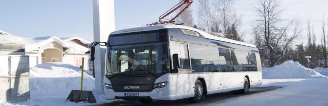 E.ON, grupo H & M, Scania y Siemens se unen para desaparecer el combustible fósil de los camiones