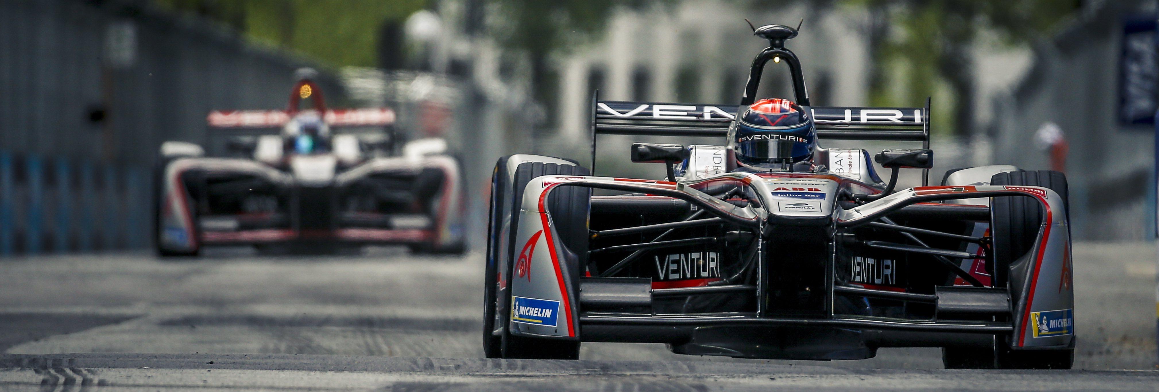 Susie Wolff, expiloto de pruebas de F1 ha sido nombrada directora del equipo Venturi Formula E