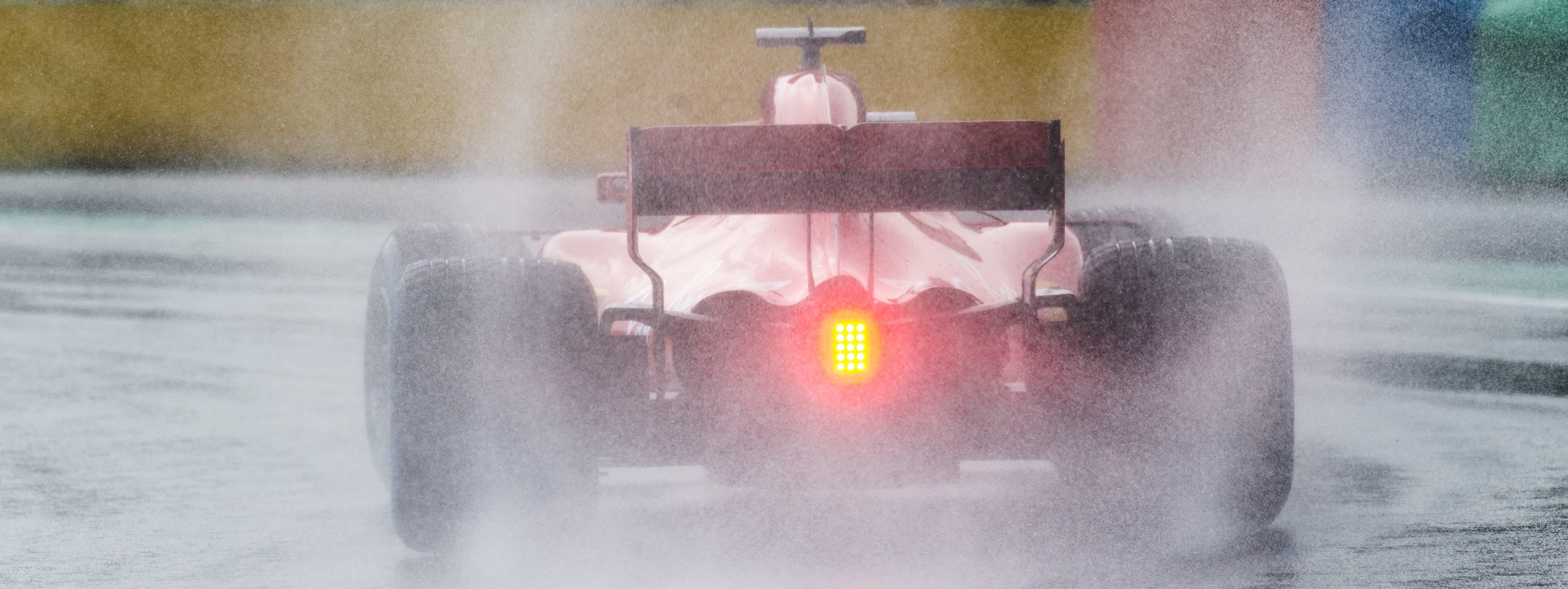 """Ferrari después de la calificación del Hungría GP, """"Tenemos que ser positivamente felices"""""""