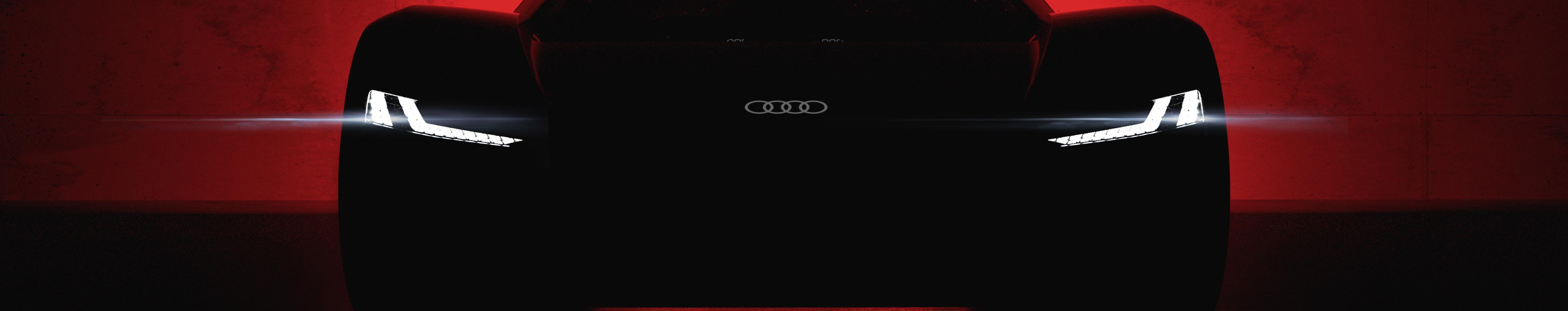 En unas semanas conoceremos al nuevo superdeportivo eléctrico de Audi, el PB18