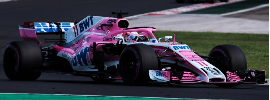 """Force India """"El resultado se vio comprometido por los problemas que encontramos en la calificación"""""""