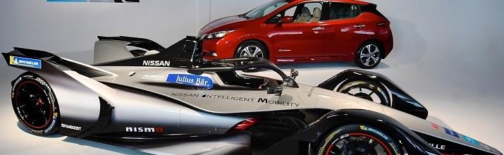 Comenzó la cuenta regresiva para que Nissan debute en la quinta temporada de la Formula E
