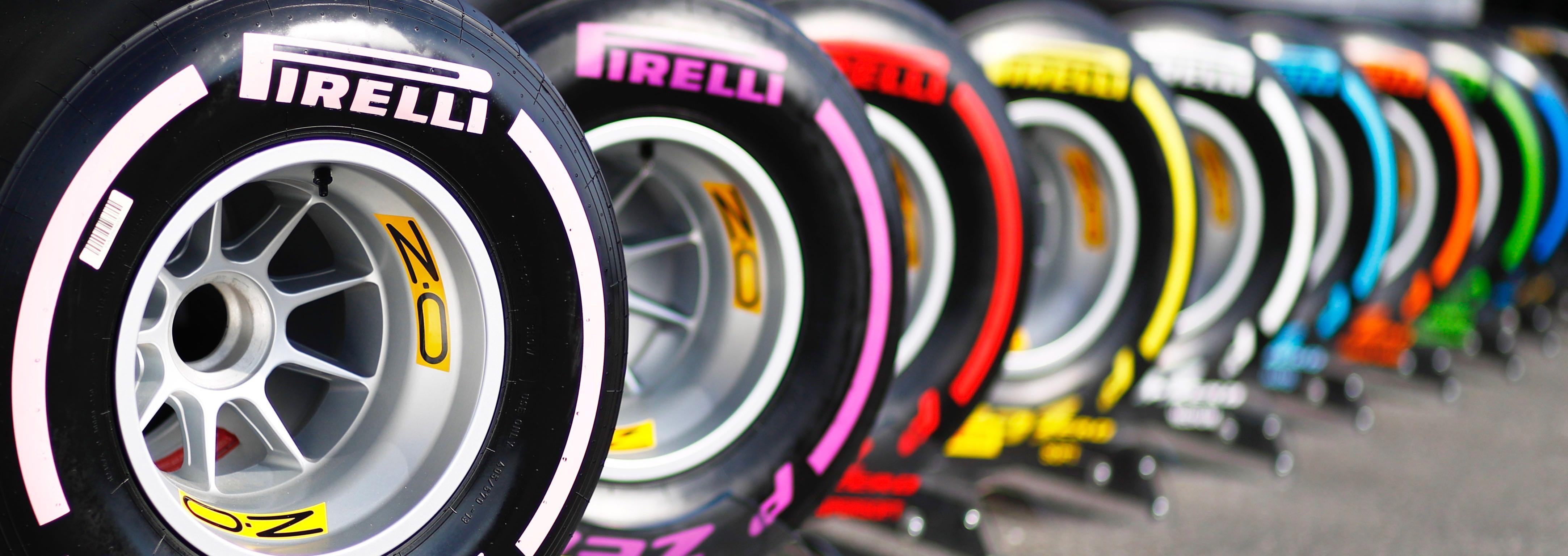 """Pirelli y la Formula 1 """"juntos hasta el 2023"""""""