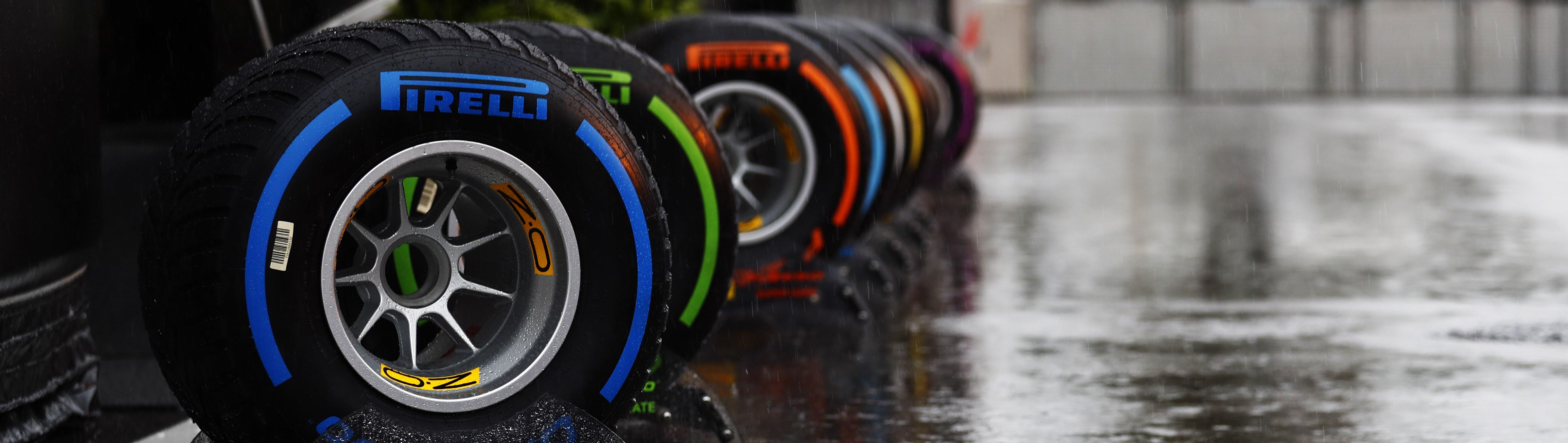 """Reporte Pirelli, Italia GP """"El clima hizo difícil la recolección de datos relevantes"""""""