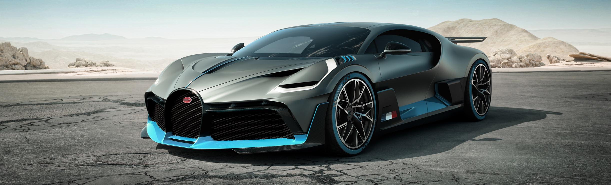 """Bugatti Il Divo, """" Un superauto hecho para las curvas"""""""
