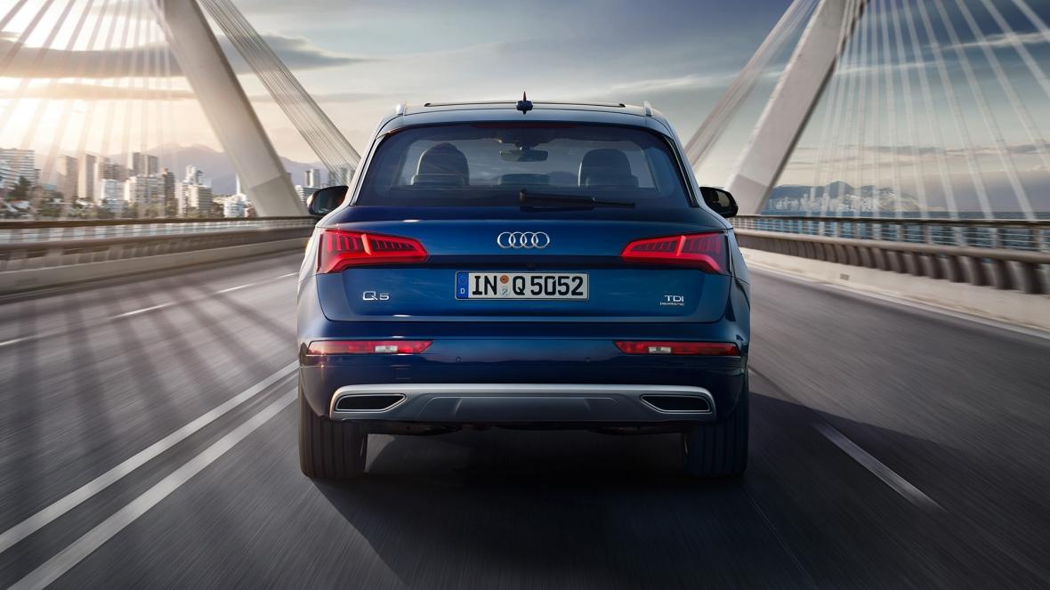 Alerta de seguridad (recall) de Profeco para vehículos Audi, Q5, A4, A5 y A6, todos modelo 2018