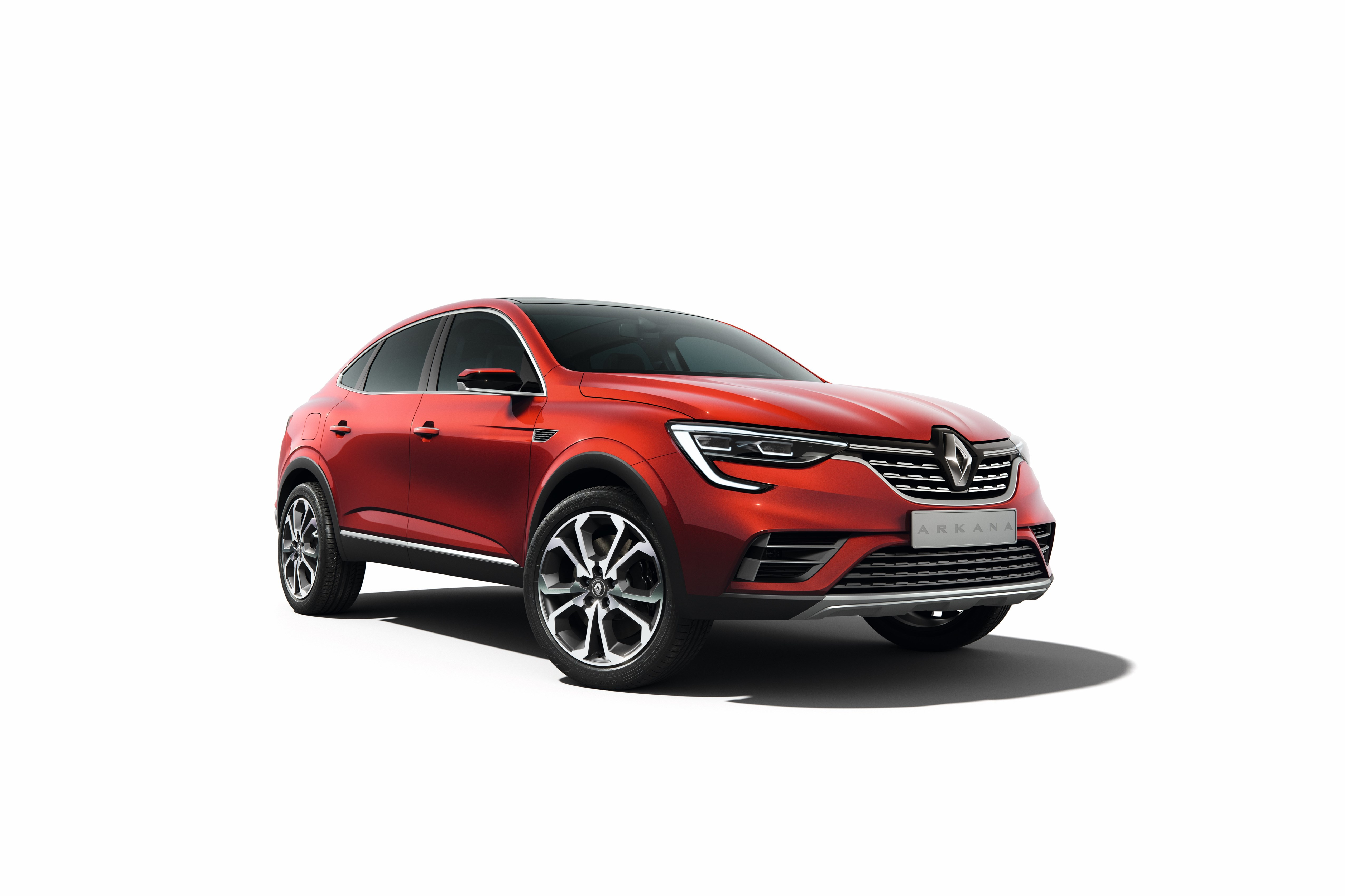 Renault realizó la presentación mundial de su nuevo coupe-crossover ARKANA
