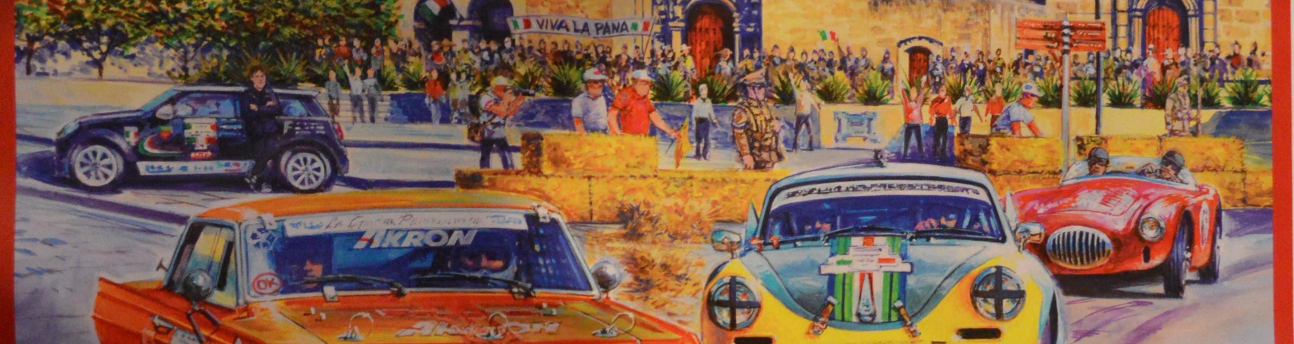 Se presentó la edición 31 de La Carrera Panamericana