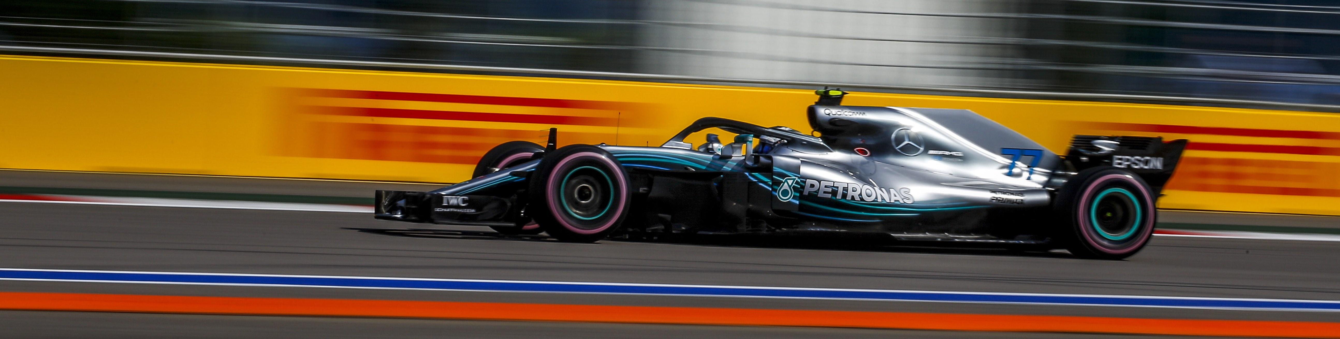 """Reporte Pirelli, Calificación Rusia GP, """"batalla estratégica entre los protagonistas del campeonato"""""""