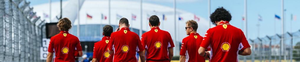"""Ferrari, Rusia GP """"Todos estamos muy motivados"""""""
