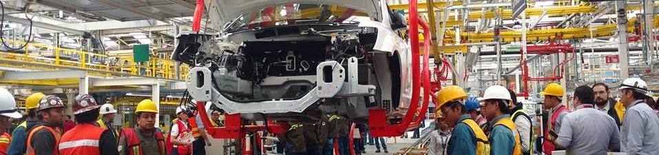 Sale la unidad 400,000 del Compass de la línea de producción de FCA de Toluca