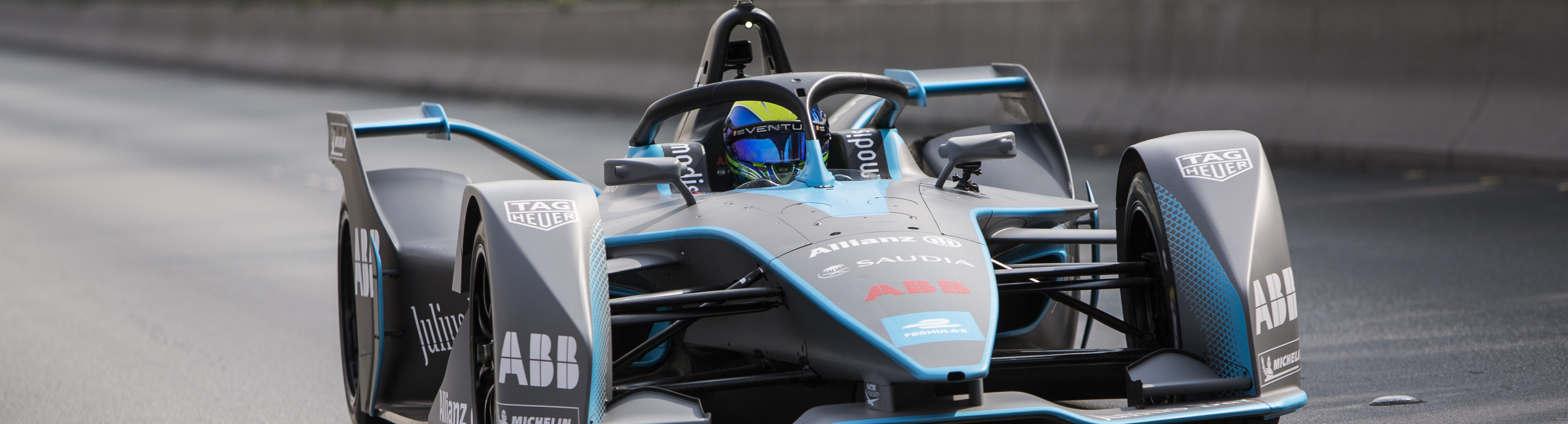 Arthur Leclerc se une al equipo Venturi Formula E para la segunda prueba de novatos en Marrakesh