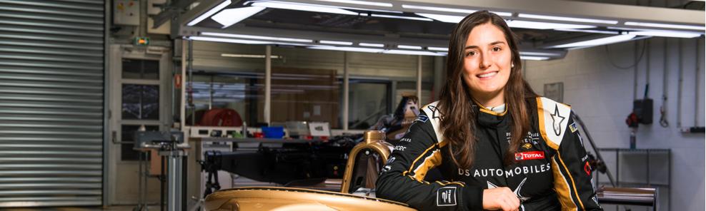 Tatiana Calderón será piloto de pruebas del equipo DS Techeetah de Fórmula E