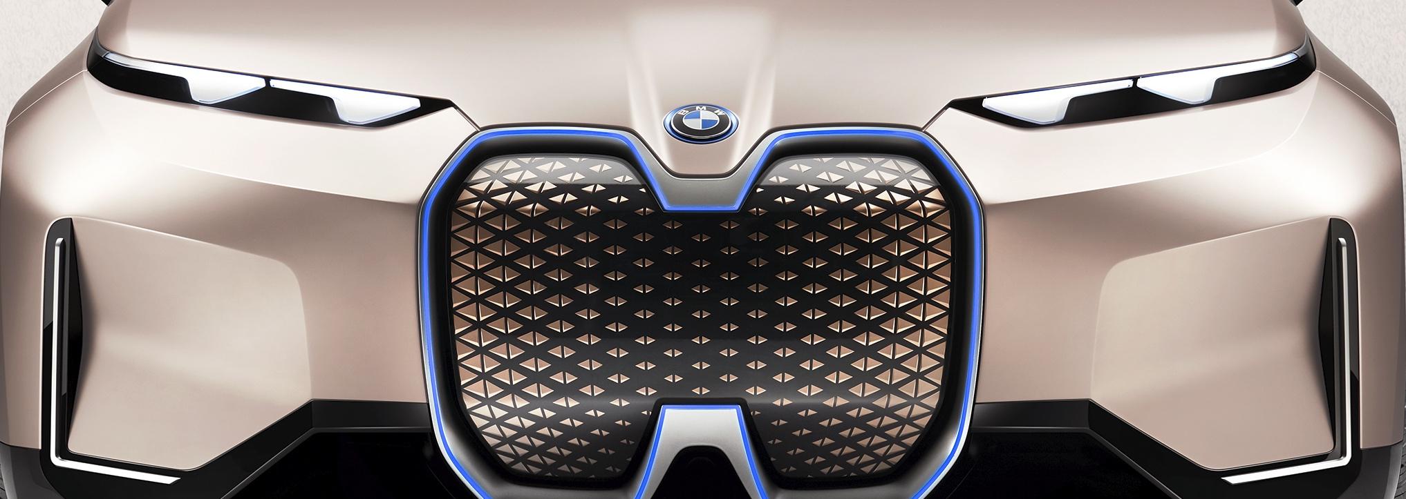 Estreno mundial del BMW Vision iNEXT en el Auto Show de Los Angeles