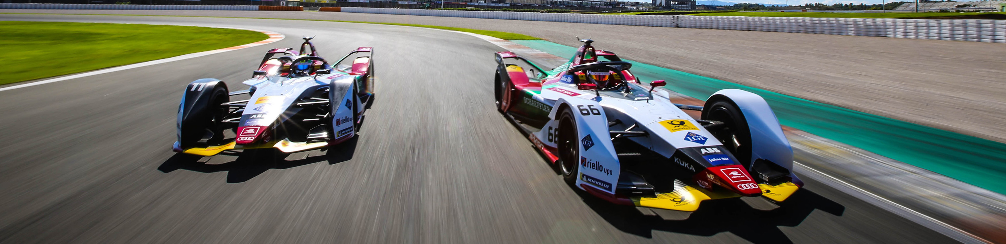 Audi Sport ABT Schaeffler con Daniel Abt y Lucas di Grassi estarán en la parrilla como defensores del título de Formula E
