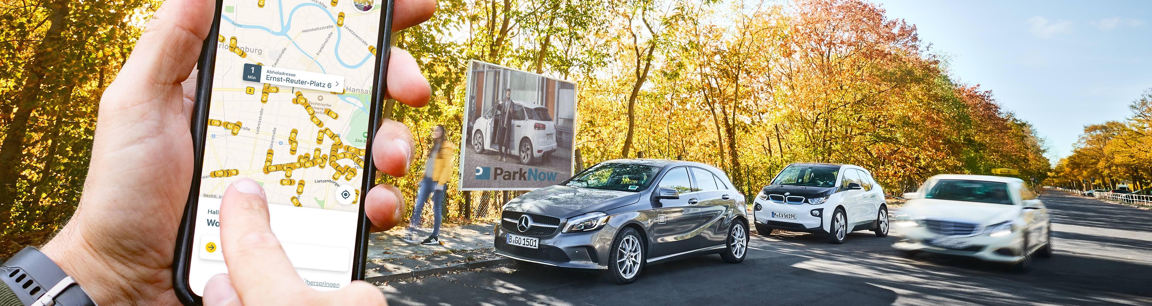 BMW Group y Daimler AG se alian para formar una nueva empresa de movilidad