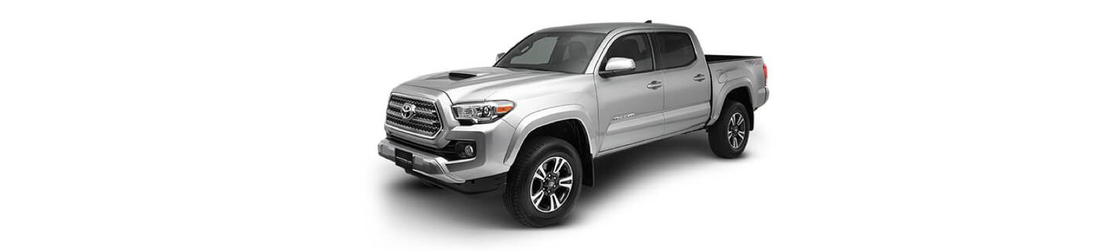 Llamado a revisión para la Toyota Tacoma 2018-2019 por posibles fallas en los frenos