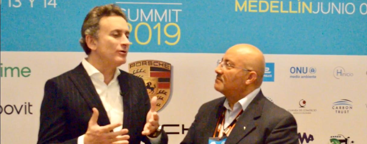 Video: entrevista con Alejandro Agag CEO de la Fórmula E