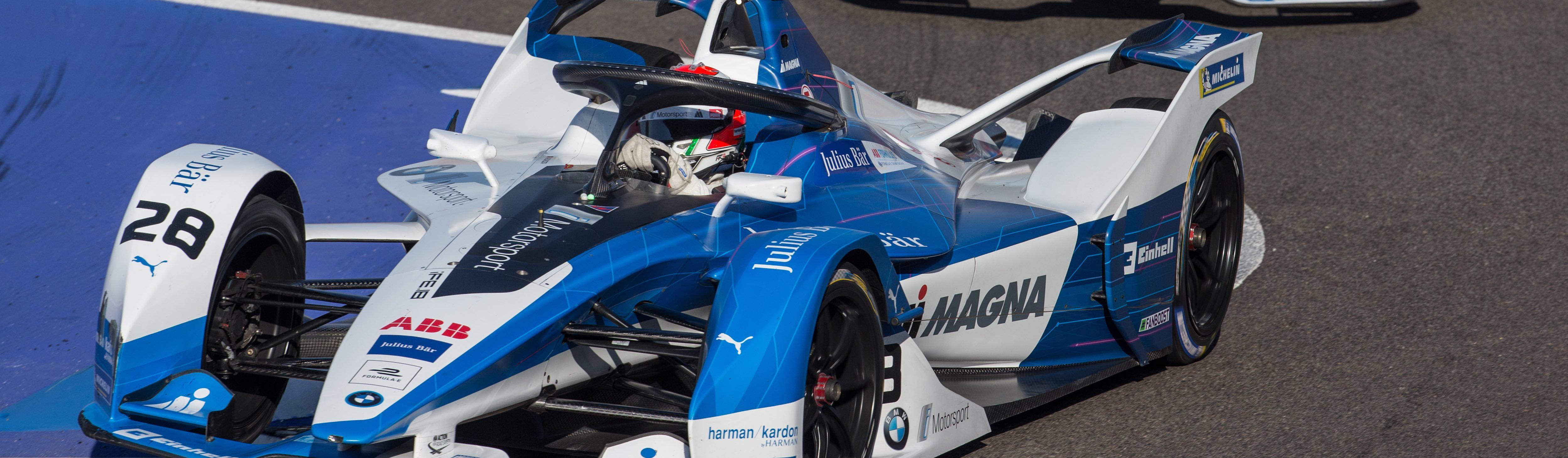 El equipo BMW i Andretti Motorsport de Fórmula E ya llegó a México