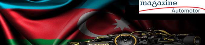 Pirelli: Azerbaiyán GP, rectas largas y barreras implacables