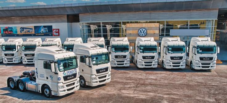 La venta de camiones y autobuses cayó 35.5% en el 2020: AMDA