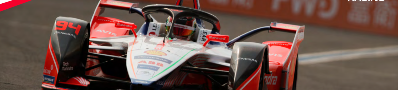 Mahindra Racing, listo para el romance en el París E-Prix