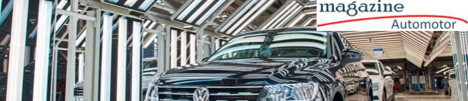 40.7% ha crecido la producción de Volkswagen de México de enero a marzo