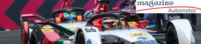 Audi buscará el liderato de la Formula E en el Roma ePrix