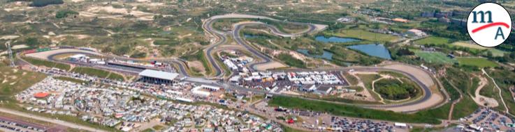 Se presentó el Holanda GP para el calendario 2020 de la F1