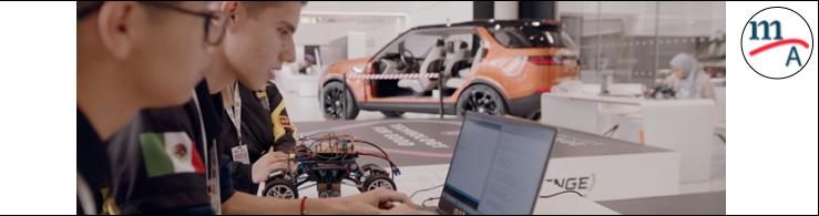 Jaguar Land Rover encuentra a los adolescentes que escriben los códigos para los autos autónomos