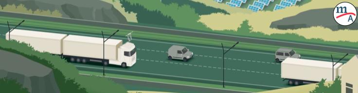 Revolución de transporte eléctrico se difundirá rápidamente al mercado de vehículos comerciales ligeros y medianos