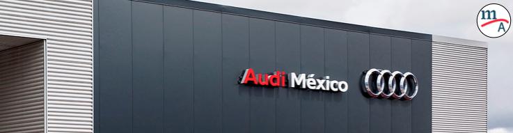 El nuevo modelo de trabajo de Audi México le da más tiempo libre a sus colaboradores