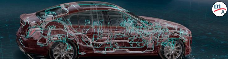 GM presentó la nueva plataforma electrónica para su siguiente generación de autos