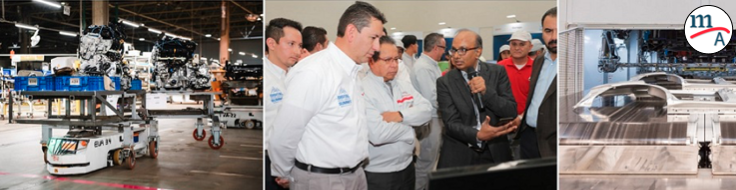 "Nissan Mexicana realizó el primer ""Manufacturing Innovation Summit"""